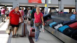 Yabancı ziyaretçi sayısında Ruslar zirvede