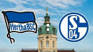 Bundesliganın 19. hafta açılış maçında Hertha Berlinin konuğu Schalke
