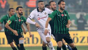 Akhisarspor, Beşiktaş maçında 3-0 hükmen mağlup sayıldı