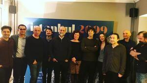 İstanbul 2099 yazarları bir araya geldi