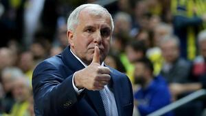 Zeljko Obradovic: Özel bir takıma karşı özel bir galibiyet aldık
