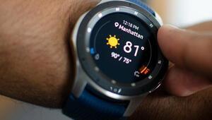 Samsung Galaxy Watch için yeni güncelleme yayında