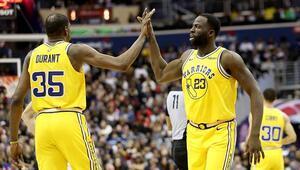 Warriors galibiyet serisini 9 maça çıkardı