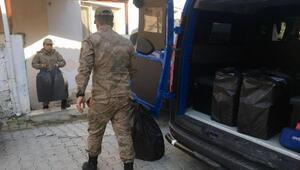 Hatayda kaçakçılara operasyon