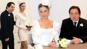 Milanoda evlendiler