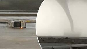 Son dakika: Antalya Havalimanında hortum faciası... Antalya Valisi: Zaruri olmadıkça dışarı çıkmayın