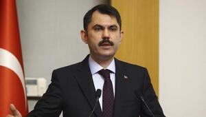 Bakan Kurum: Antalyada 229 binada hasar tespiti yapıldı