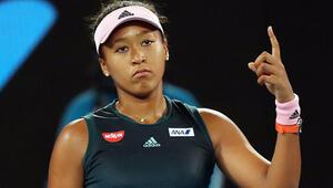 Avustralya Açık Tek Kadınlarda şampiyon Naomi Osaka