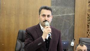 Başkan Eroğlu mahalle muhtarları ile bir araya geldi