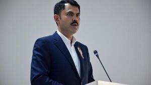 Bakan Kurum,  Kazım Karabekir Paşayı anma programına katıldı