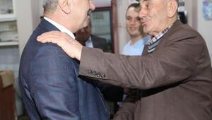 Başkan Türkyılmaz malalle buluşmalarını sürdürüyor