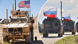 ABD ve Rusya'nın Menbiç'te devriye yarışı