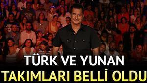 Survivor 2019 Türk ve Yunan takımları belli oldu Survivor yarışmacıları kimler