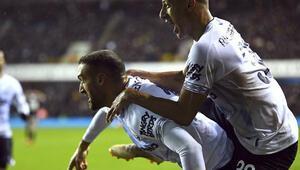 Cenk Tosunun golü Evertona yetmedi