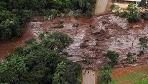 Brezilyada çöken maden atık barajında ölü sayısı artıyor