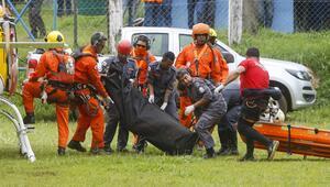 Brezilyada çöken maden atık barajında ölü sayısı 40a yükseldi