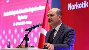 Son dakika... İçişleri Bakanı Soylu duyurdu: Havalimanında enselenerek yakalandı