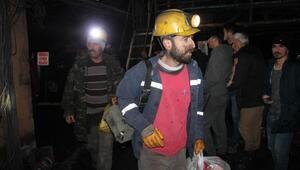 Amasyada maden ocağında göçük: 4 işçi kurtarıldı