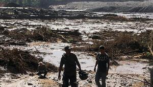 Brezilyada çöken barajda ölü sayısı 58e çıktı
