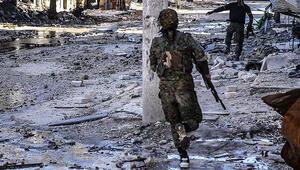 Deyrizorda YPG/PKK-DEAŞ çatışması sürüyor
