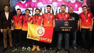 TESFED Zula Türkiye Kupası'nın Şampiyonu Galatasaray Espor Oldu