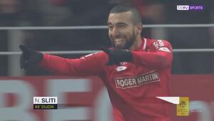 Dijon 2-0 Monaco (MAÇ ÖZET)