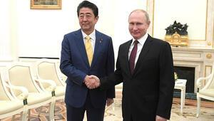 Japonya Başbakanı Şinzo Abeden Rusya ile barış sözü