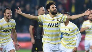 Fenerbahçe uykudan uyandı: 3-2