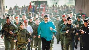 Orduya disiplin ve birlik talimatı