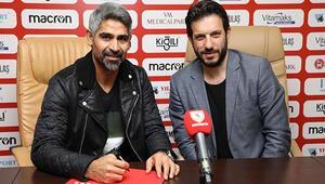 Samsunsporun yeni teknik direktörü İsmet Taşdemir oldu