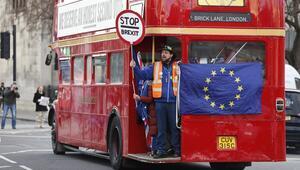 İngilterede Brexit için kritik gün