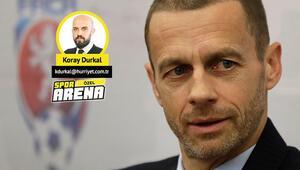 UEFA bu projeyi destekliyor