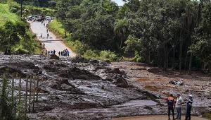 Brezilyada barajın çökmesi sonucu ölenlerin sayısı 84e çıktı
