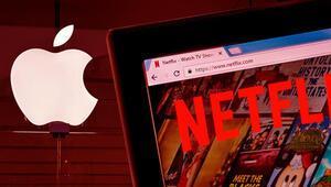 Apple kolları sıvadı, Netflixe rakip oluyor