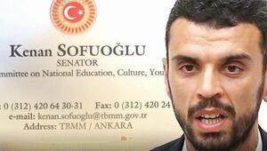 Kenan Sofuoğlunun kartvizitine inceleme