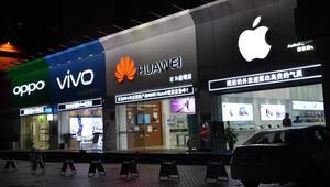 Çinde akıllı telefon satışlarında büyük düşüş yaşanıyor
