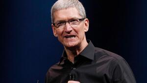 Apple CEOsu Cook konuştu, hisseler yükseldi