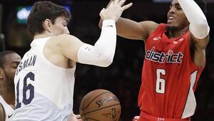 Cavaliers, Wizardsı mağlup etti Cediden 26 sayı...