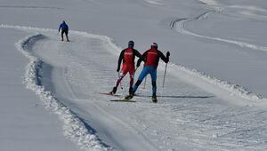 Sarıkamış, Avrupa Kayakla Oryantiring Şampiyonasına hazırlanıyor