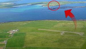 Dünyanın en kısa mesafeli uçak seferi Şaka gibi ama gerçek, sadece 47 saniye…
