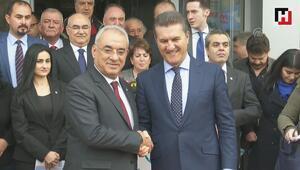 Mustafa Sarıgül, DSPden aday oldu