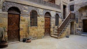 Kahirede zamana direnen 355 yıllık Türk evi