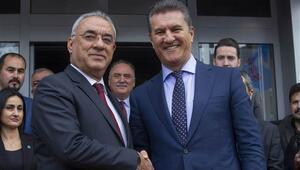 Son dakika: Mustafa Sarıgül DSPden Şişli adayı olacak