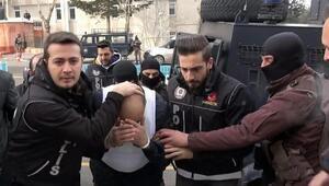 Türkiyenin en büyük eroin operasyonu Baron tutuklandı