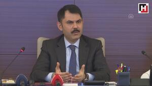 Bakan Kurum: Pet şişeleri getirenlere kontör yükleyeceğiz