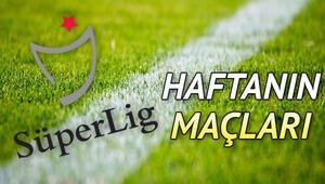 Spor Toto Süper Ligde 20. hafta programı | Süper Ligde bu hafta hangi maçlar var