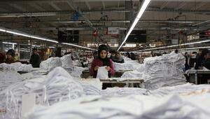 Verimlilik sistemi uygulanan tekstil fabrikasından 42 ülkeye ihracat