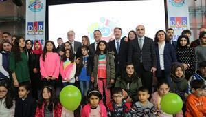 Doğu ve Güneydoğu'dan öğrenciler 'Çocuk Sanat Festivali'nde buluştu