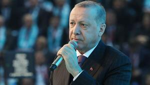 Son dakika: Cumhurbaşkanı Erdoğan AK Partinin seçim manifestosunu açıkladı.. İşte 11 madde
