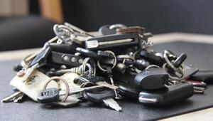 Kayıp anahtarlar sahiplerini bekliyor